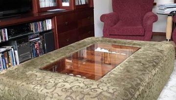 DESERT ottoman asztal
