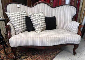 Bécsi barokk kanapé