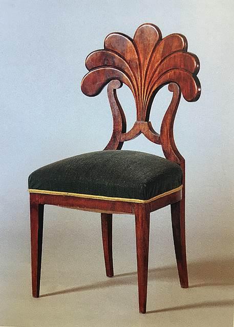Biedermeier székek Kárpitos bútor felújítás | Kreatív