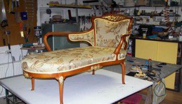 Barokk kanapé