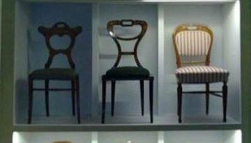 Biedermeier székek