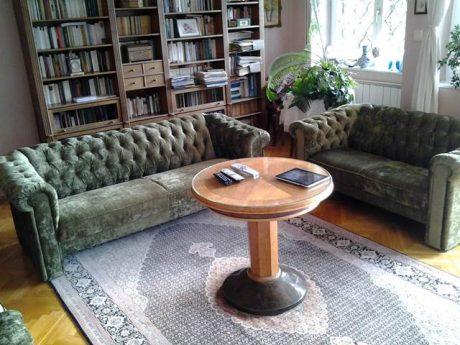 Chesterfield kanapé
