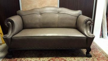 Bőr kanapé 1