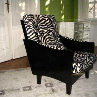 Art deco fotel 01