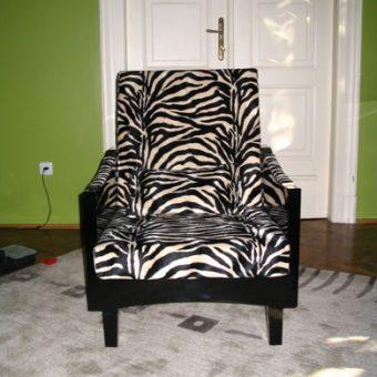 Art deco fotel 02