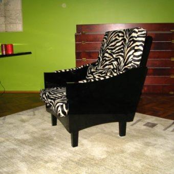 Art deco fotel 03