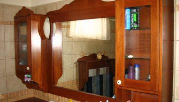 Fürdőszoba szekrény 01