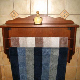 Fürdőszoba szekrény 02