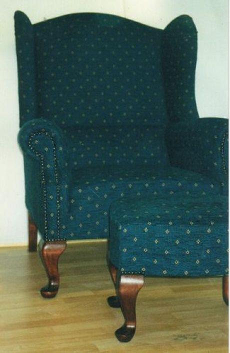 A kék fotel