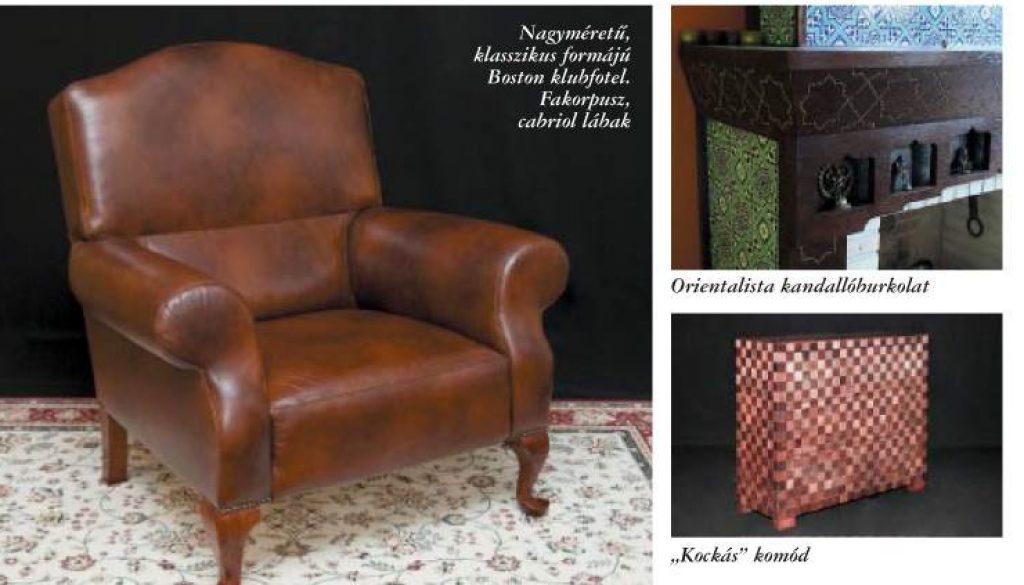 Klasszikus és kortárs: Életreszóló bútorok - kiemelt kép